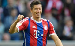 Bayern Múnich: Lewandowski jugará ante Barcelona usando máscara