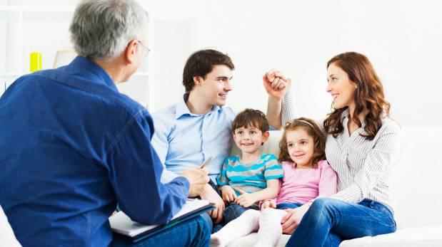 Cuando los problemas familiares nos superan: La terapia ...