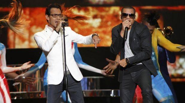 "Billboard: Marc Anthony gritó ""¡Chim pum Callao!"" durante show"