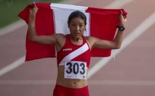 Inés Melchor ganó en California y clasificó a Río 2016