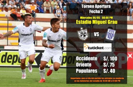 San Martín puso a 40 soles entradas populares ante Alianza Lima