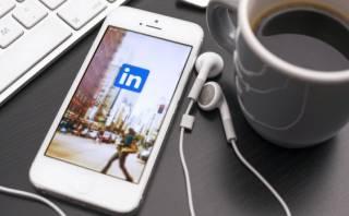 LinkedIn: más del 50 % se conecta desde la aplicación móvil