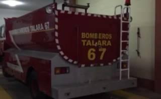 Bombero denunció malas condiciones en compañía de Talara
