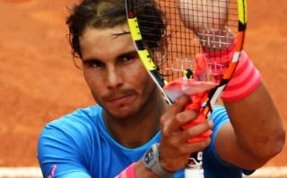 Nadal debutó en Madrid con una victoria sin mayor esfuerzo