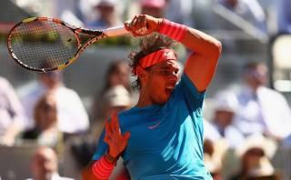 Rafael Nadal clasificó a cuartos del Masters 1000 de Madrid