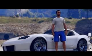 GTA V: Paul Walker fue homenajeado por usuario del videojuego