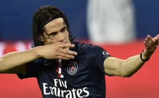 PSG goleó a 6-0 a Guingamp y se encaminó al título en Francia