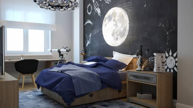 A la luz de la luna