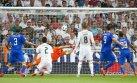 Álvaro Morata marcó el gol que clasificó a Juventus a la final