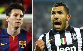 """Carlos Tevez: """"Nos vamos a encontrar con el mejor Messi"""""""