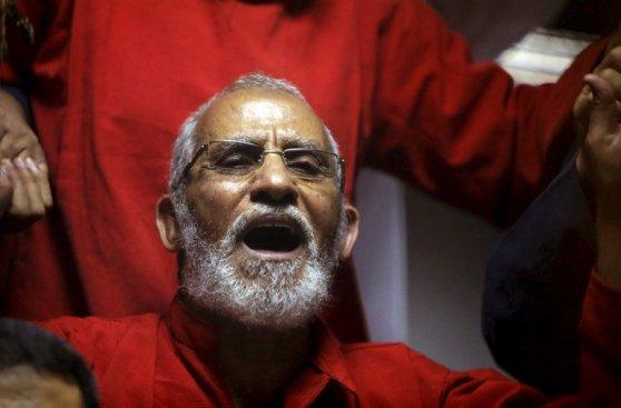 Pena de muerte para derrocado presidente egipcio Mohamed Mursi