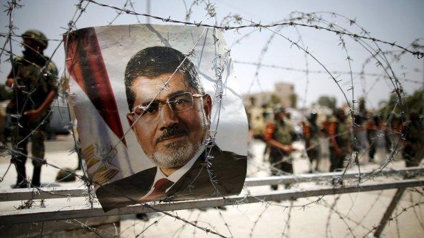 "EE.UU. expresa ""preocupación"" por condena a muerte a Mursi"