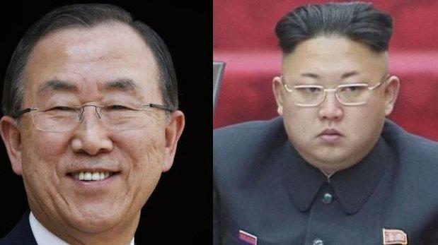 Ban Ki-moon visitará Corea del Norte por primera vez