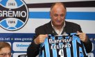 Luiz Felipe Scolari dimite como técnico del Gremio de Brasil