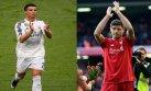 Ronaldo a Gerrard: