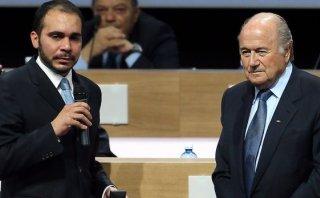 FIFA: Ali Bin Al Hussein único rival de Blatter en elecciones