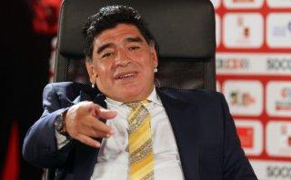 """Diego Maradona: """"Joseph Blatter es un dictador vitalicio"""""""