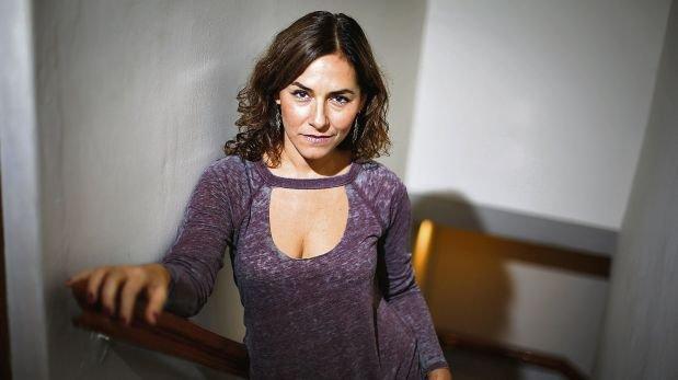 """Denise Arregui: """"Soy impulsiva en todo lo que hago"""""""
