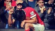 Instagram: Falcao agradeció el apoyo de los fans de Manchester