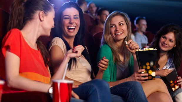 Buenos momentos: los principales beneficios de ir al cine