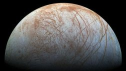 NASA inicia labores para buscar vida en una luna de Júpiter