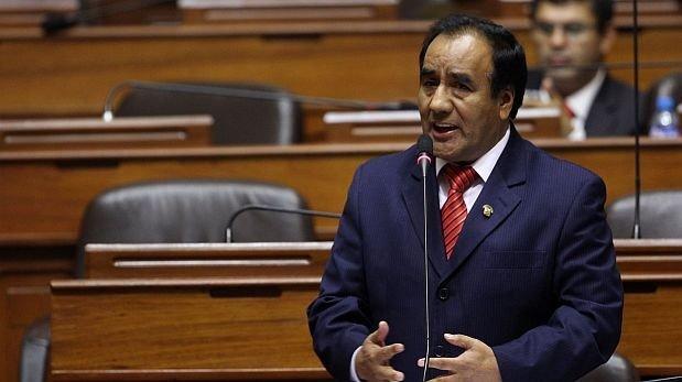El Partido Nacionalista suspende al congresista Agustín Molina