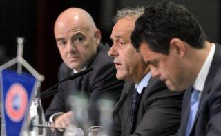 La UEFA no boicoteará el congreso de la FIFA, aseguró dirigente