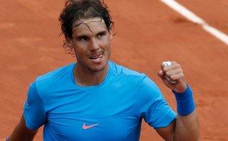 Nadal ganó a Almagro y avanzó a tercera ronda de Roland Garros
