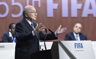 """Joseph Blatter: """"La FIFA se ha convertido en una empresa"""""""