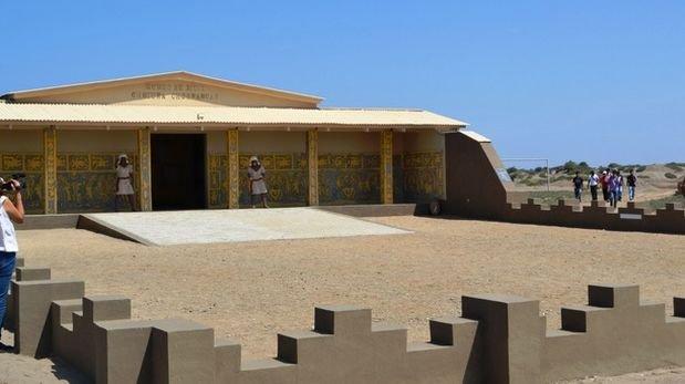 Fenómeno de El Niño: Lambayeque refuerza sitios arqueológicos
