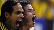 James y Falcao lideran la lista de Colombia para Copa América