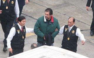 Renunció director de penal en el que está preso Belaunde Lossio