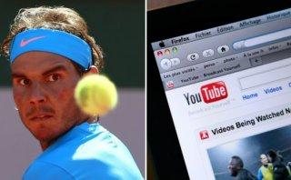 YouTube, el secreto de Rafael Nadal para espiar a sus rivales