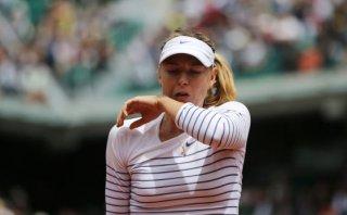 Roland Garros: Sharapova eliminada y Williams a cuartos