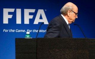 Joseph Blatter fue el octavo presidente en 111 años de la FIFA