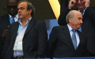 """Platini sobre Blatter: """"Fue una decisión difícil pero valiente"""""""