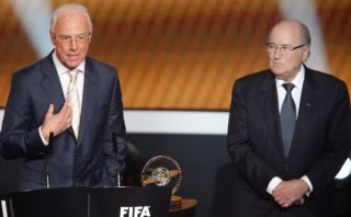 "Beckenbauer sobre Blatter: ""La presión era demasiado grande"""