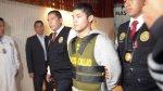 Crimen de Patrick Zapata: Jhairol presentado por la PNP [FOTOS] - Noticias de franky zapata