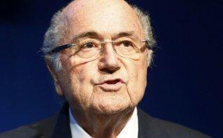 Blatter: este es el discurso con el que renunció a la FIFA