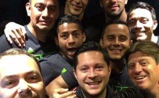 Selección de México quedó atrapada en un ascensor de Perú