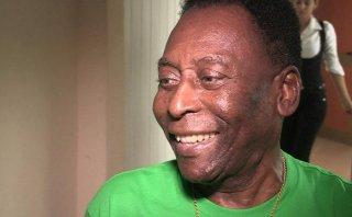 Pelé habla sobre la renuncia de Sepp Blatter [VIDEO]