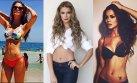 Laura Spoya, la Miss Perú 2015 en sus mejores fotos