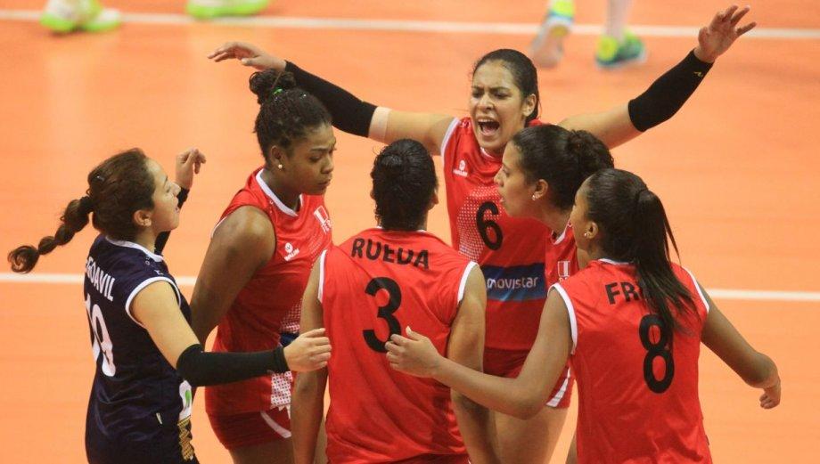 Vóley: ellas son las convocadas de Perú a la Pre Copa Mundo