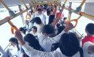 Metropolitano: ¿sabías que no puedes cantar en los buses?