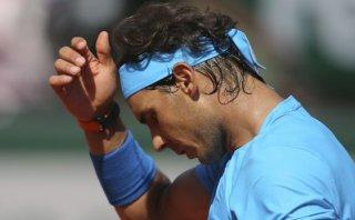 Rafa Nadal podría salir del top 10 tras perder en Roland Garros