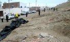 La Libertad: impiden invasión de zona arqueológica en Huanchaco