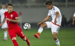Perú empató 1-1 ante México en amistoso previo a Copa América