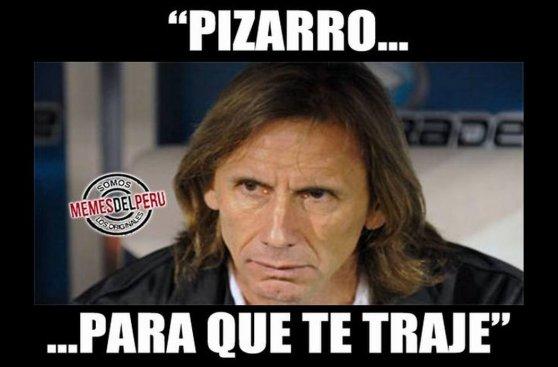 Perú vs. México: los memes tras el empate en el Nacional