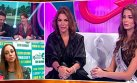 Olinda Castañeda enfrentó a Jessica Newton en vivo (VIDEO)