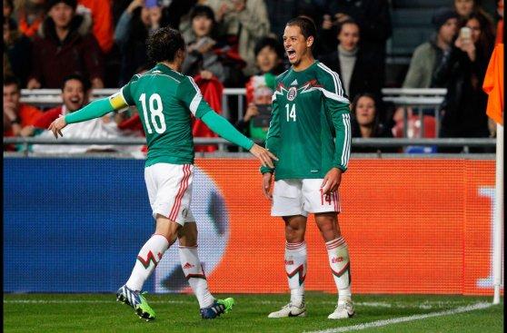 Mira a los ocho consagrados de México que no jugaron ante Perú
